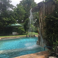 Photo taken at Khao Yai Garden Lodge by Thicha on 9/18/2016