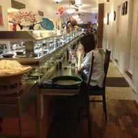 Photo taken at 9-Ni Running Sushi by Martin B. on 12/27/2012