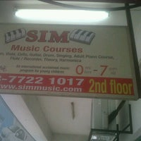 Photo taken at Selangor Institute of Music by AJIB@zerocool m. on 1/3/2013