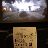 Photo taken at Bow Tie Cinemas Harbour 9 by Abi R. on 12/25/2016
