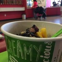 Photo taken at CherryBerry Yogurt Bar by Abi R. on 5/28/2017