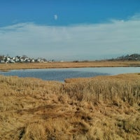Photo taken at Belle Isle Marsh by Shreyas on 11/16/2013