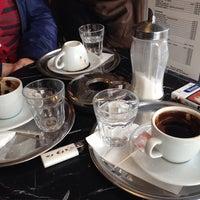 3/26/2014 tarihinde Duygu T.ziyaretçi tarafından Fazıl Bey'in Türk Kahvesi'de çekilen fotoğraf