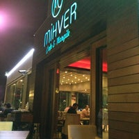 Foto scattata a Mihver Cafe & Nargile da SAMETÇAKMAK il 7/18/2013