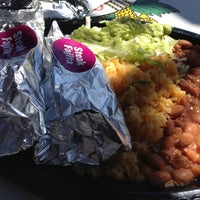 Photo taken at Taco Cabana by Paul A. on 3/1/2013