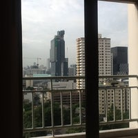 Photo taken at Evergreen Place Bangkok by Egor S. on 11/17/2012