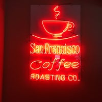 Photo taken at San Francisco Coffee Roasting Co. by Margaret S. on 7/30/2016