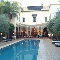 La villa des orangers hotel marrakech hotel for La villa des orangers