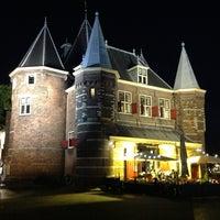 Photo taken at Restaurant Café In de Waag by José Manuel P. on 10/9/2012