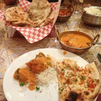 Photo taken at Mumtaz Indian Cuisine by Andrew M. on 5/19/2013