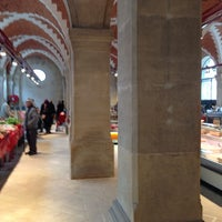 Photo taken at Marché de Clamecy by Pierre L. on 11/16/2013