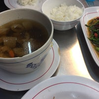 Photo taken at ข้าวต้มอ้วนผอม สาขาราชพฤกษ์ by Pnut N. on 7/5/2017