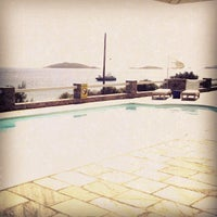 Photo taken at Perrakis Hotel by Yiannis F. on 8/25/2013