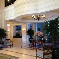 Photo taken at The Ritz-Carlton Key Biscayne, Miami by Aloopylife on 3/14/2013