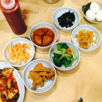 Photo taken at Convoy Tofu House by Aloopylife on 8/6/2015