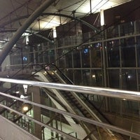 Photo taken at Lille Europe Railway Station by Karina A. on 10/25/2012