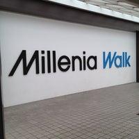Photo taken at Millenia Walk by Fir€L¥nx on 4/27/2013