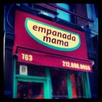 Photo taken at Empanada Mama by Kelvin C. on 2/16/2013