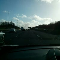 Photo taken at M25 by Dave B. on 2/2/2014