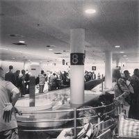 Photo taken at Baggage Reclaim by Daniel K. on 7/6/2013