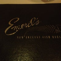 Photo taken at Emeril's New Orleans Fish House by Krissy S. on 6/9/2013
