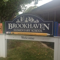 Photo taken at Brookhaven Elementary School by Melanie on 8/26/2013