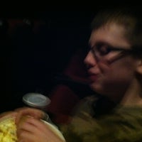 Photo taken at New Paltz Cinemas by Frank T. on 4/20/2013