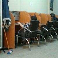 Photo taken at yalı internet cafe by Gülhan «. on 1/6/2014