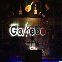 Photo taken at Gazebo Club & Restaurant by B*~ N. on 11/9/2012