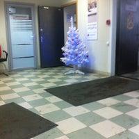 Photo taken at Росбанк by 🐾tomo4ka🐾 Щ. on 12/26/2012
