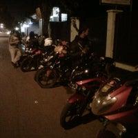 Photo taken at Kopdar Bajaj Bikers Jember by Riswanda P. on 3/29/2013