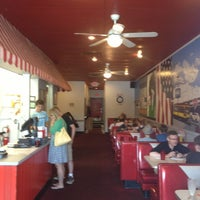 Photo taken at Snuffy's Malt Shop by Kathleen R. on 7/12/2013