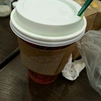 Photo taken at Starbucks by Sojung K. on 12/22/2013