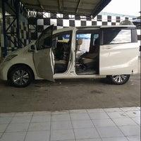 Photo taken at CMC - Cuci Mobil Cepat - ( UKI ) by intan D. on 1/7/2013