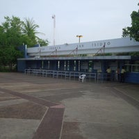 Photo taken at Zona Franca San Isidro by Diplan on 6/15/2013