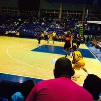 Photo taken at Club Deportivo y Cultural Mauricio Baez by Diplan on 4/13/2014