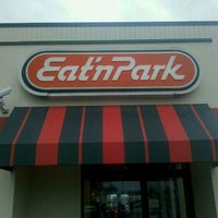 Photo taken at Eat'n Park by Mike B. on 5/11/2013