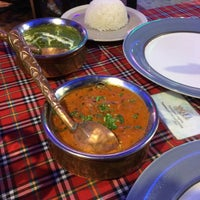 Photo taken at Tandoori Night Indian and Thai Cuisine by Ľubica H. on 11/5/2014
