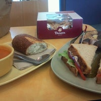 Photo taken at Panera Bread by Ruthann A. on 4/15/2013