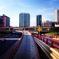 Photo taken at Kennedy Expressway by Dirk L. on 6/2/2014