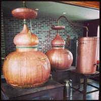 Photo taken at Montanya Distillers by Tom on 3/17/2014