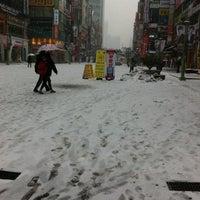 Photo taken at 성남아트센터편의점 by Joon L. on 12/21/2012