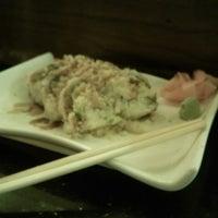 Photo taken at Sushi Moto by Sarah K. on 11/4/2013
