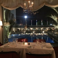 Photo taken at Cipriani Restaurante by Carlos B. on 7/8/2016