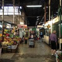 Photo taken at Mercado de San Telmo by Colin L. on 1/5/2013