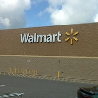 Photo taken at Walmart Supercenter by Linda ?. on 5/22/2013