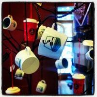 Photo taken at Peet's Coffee & Tea by Kate O. on 12/21/2012