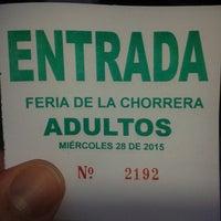 Photo taken at Feria Internacional de La Chorrera by Randy H. on 1/28/2015