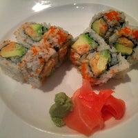 Photo taken at Nu Sushi by Chanda on 2/2/2013