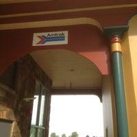 Photo taken at St. Joseph Amtrak Station (SJM) by Tim K. on 7/7/2013